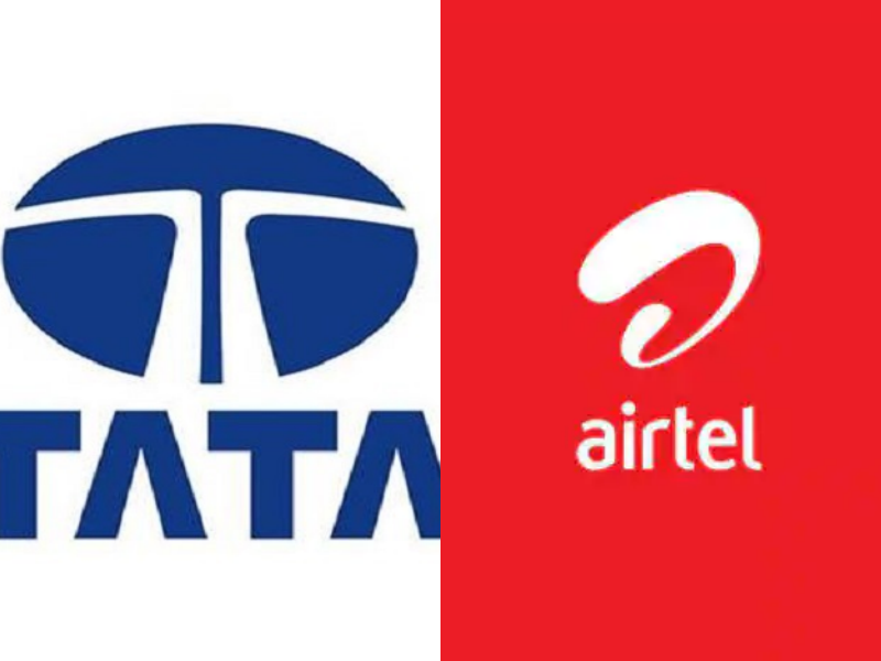 'Made in India' 5G collaboration announced by Airtel and Tata Group/TCS