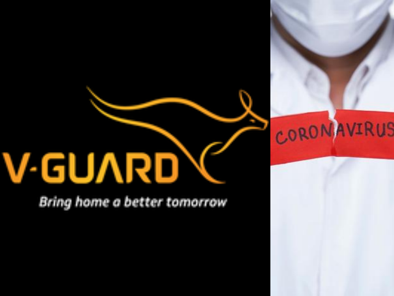 V Guard Lends Helping Hands to Covid care centres